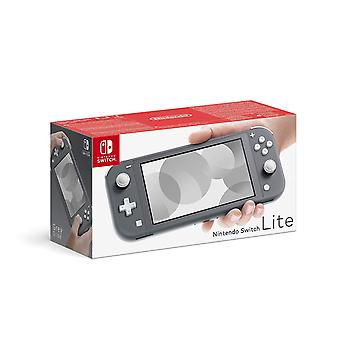 Nintendo Switch Lite Gaming Console Grey Switch (EU Aktie)