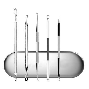 Blackhead Remover bouton Comedone Extractor outil acne Supprimer