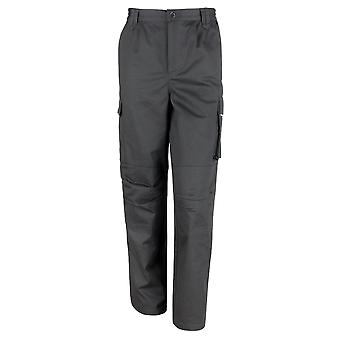 Result Womens/Ladies Work Guard Action Trousers