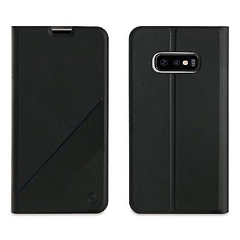 Case For Samsung Galaxy S10th Black Card Door
