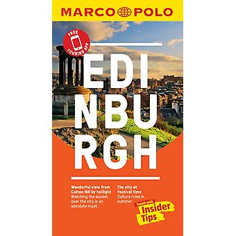Edinburgh Marco Polo Pocket Travel Guide  with pull out map