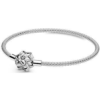 Bracelet Pandora 598616C01 -  Moments Charm Concept XMAS Femme