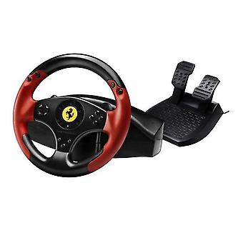 Ferrari Red Legend Edition Racing Wheel For PC & PS3