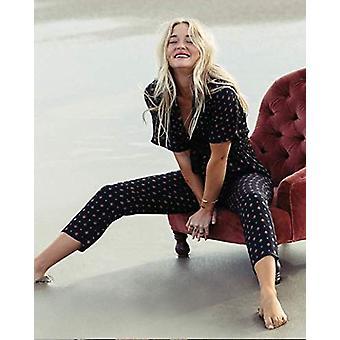 Billabong kvinner ' s Bed Story trykt kjeledress svart liten