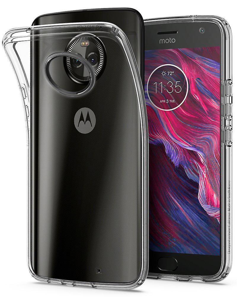Motorola Moto X4 Silicone Shell Transparent TPU