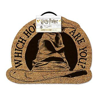 Harry potter - sorting hat doormat