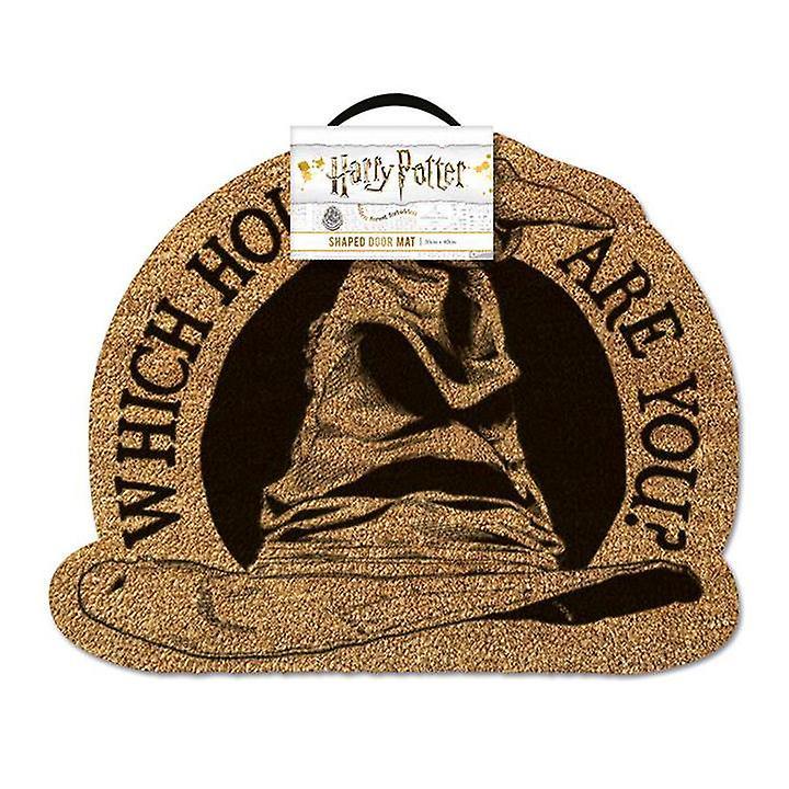 Harry potter - sorting hat doormat