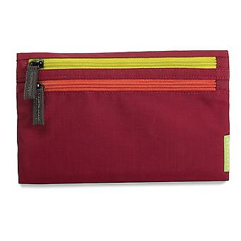 Crumpler Zippie Travel Travel organizer deep red / yellow
