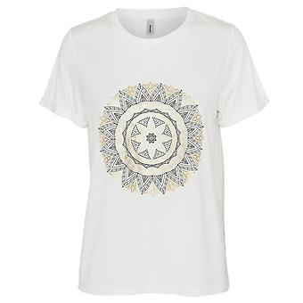 SOYACONCEPT Soyaconcept Off White T-Shirt 24507