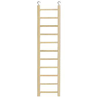 Ferplast Escada de Madeira (Aves , Acessórios para gaiola , Poleiros e paus)