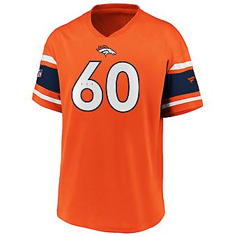 Iconic Poly Mesh Supporters Jersey - Denver Broncos