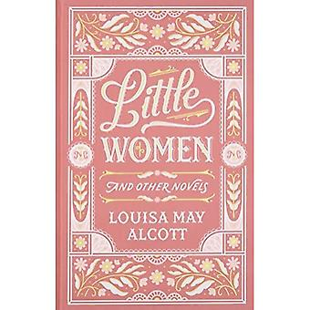 Little Women og andre romaner (Barnes & Noble Leatherbound Classic Collection)