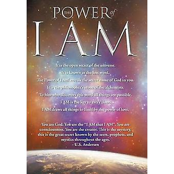 The Power of I AM 1st Hardcover Edition by Allen & David
