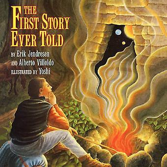 La première histoire jamais racontée par Jendresen et Erik