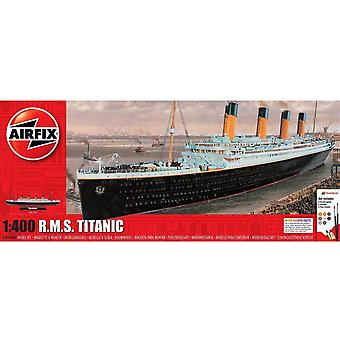 Airfix A50146A 1:400 RMS Titanic Cadou Set Model Kit