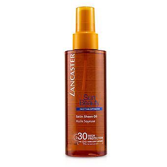 Søn skønhed satin glans olie hurtig tan Optimizer spf30 137550 150ml/5oz