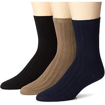 Stride Rite Little Boys' Comfort Seam Three, Black, Size Sock: 5-6.5 / Shoe: 3-7
