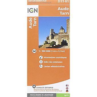 Aude - Tarn - 2018 - 9782758544067 Book