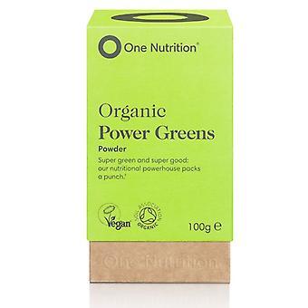 One Nutrition PowerGreens Powder 100g (ONE010)
