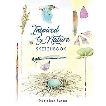 Inspirert av Nature Sketchbook by Marjolein Bastin - 9781449495961 Bok