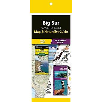 Big Sur Adventure Set by Waterford Press - National Geographic Maps -