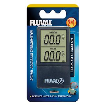 Fluval Fluval Thermometer Digital 2 In 1