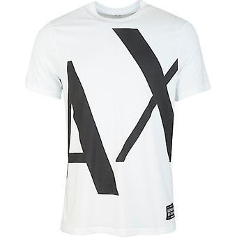 Armani Exchange Oversize Ax Logo T-Shirt