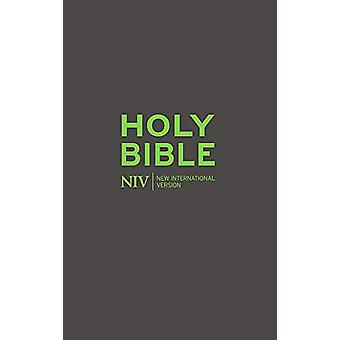 NIV Popular Soft-tone Bible with Zip by New International Version - 9