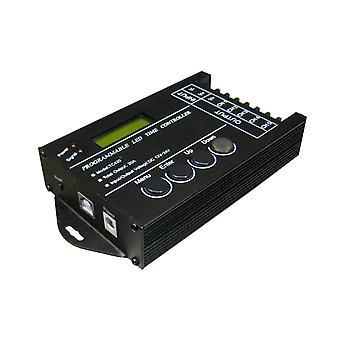 Jandei 12/24V 5channel 4A Programlanabilir LED Şerit Denetleyici