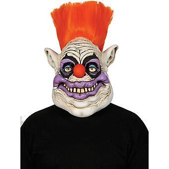 Killer Klown Fr/Outer Space 4 Mask For Halloween