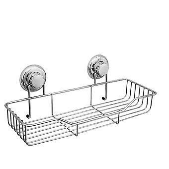 Tatkraft, Mega Lock - Kylpyhuoneen hylly, jossa tyhjiökiinnikkeet