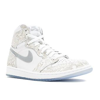 Air Jordan 1 Retro High Og Laser 'Laser' -705289-100 - Shoes