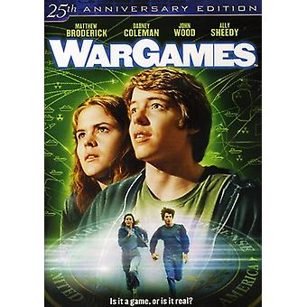 Wargames [DVD] USA import