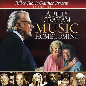 Bill Gaither & Gloria - Bill Gaither & Gloria: Vol. 2-Billy Graham Music [CD] USA import