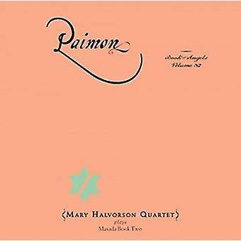 Halvorson*Mary - Paimon: Book of Angels 32 [CD] USA import