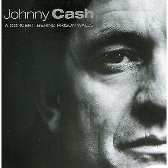 Johnny Cash - Concert Behind Prison Walls [CD] USA import