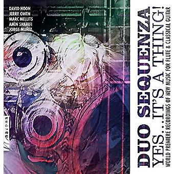 Yes It's A Thing [CD] USA import