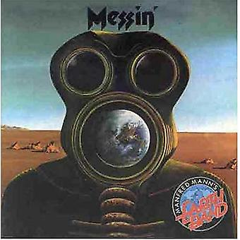 Manfred Mann's Earth Band - Messin' [CD] USA import