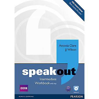 Speakout Intermediate Workbook par Antonia Clare - J. J. Wilson - 9781