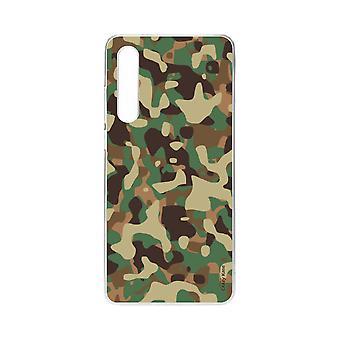 Hülle für Xiaomi Mi 9 Se Weich Militär Camouflage