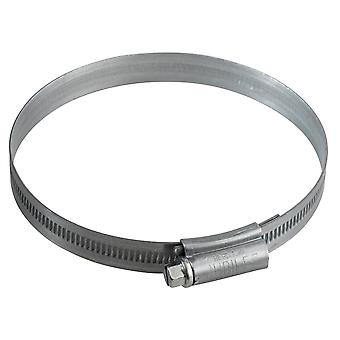 Jubilee 4X Zinc Protected Hose Clip 85 - 100mm (3.1/4 - 4in) JUB4X