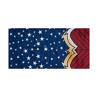 Wonder Woman Costume Multi-Functional Face Scarf
