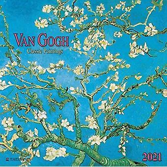 VAN GOGH CLASSIC WORKS 2021 by Vincent Van Gogh