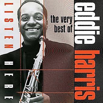 Eddie Harris - Listen Here: The Very Best of Eddie Harris [CD] USA import
