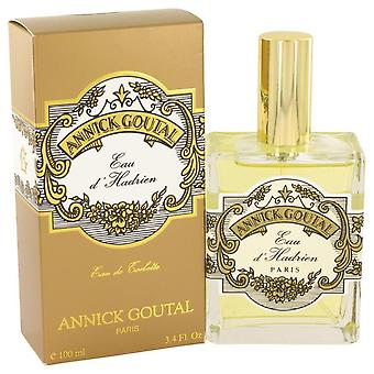 Eau D'hadrien Eau De Toilette Spray By Annick Goutal 3.4 oz Eau De Toilette Spray