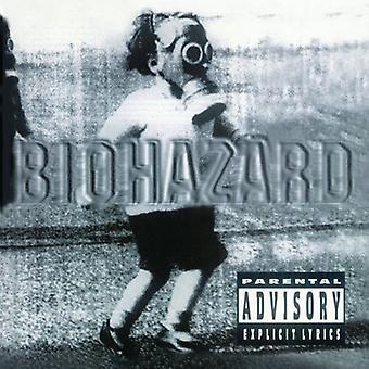 Biohazard - State of the World Address [CD] USA import