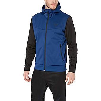 Peak Velocity Men's Quantum Grid-Knit Full Zip Athletic-fit Water Resistant J...
