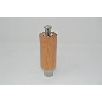 Drevo Gewuerzmuehle One-hand muehle z vŕby Korenie muehle Soľ muehle korenie korenie soľ mlyn ručne vyrobené v Rakúsku darček nápad darček