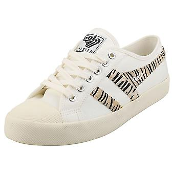 Gola Coaster Safari Naisten Muoti Trainers Off White