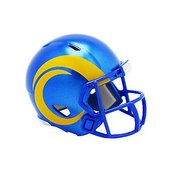 Riddell Speed Pocket Football Helmet - Los Angeles Rams 2020